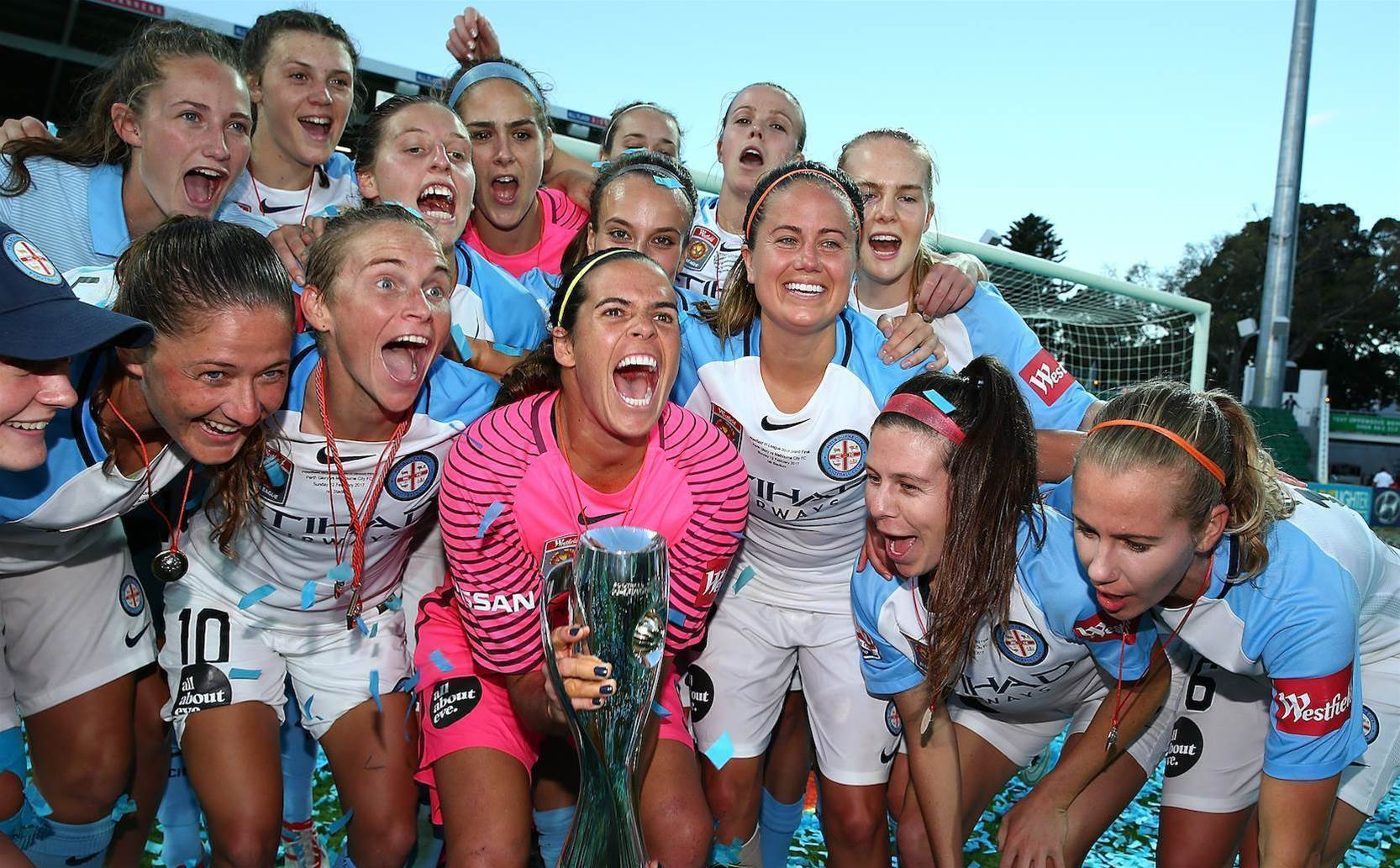 COME ON! The inside info on the new W-League season!