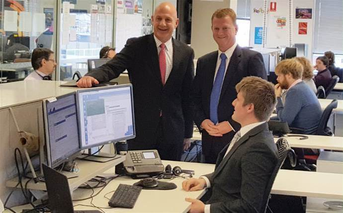 DXC Technology to open digital transformation centres in Canberra and Melbourne