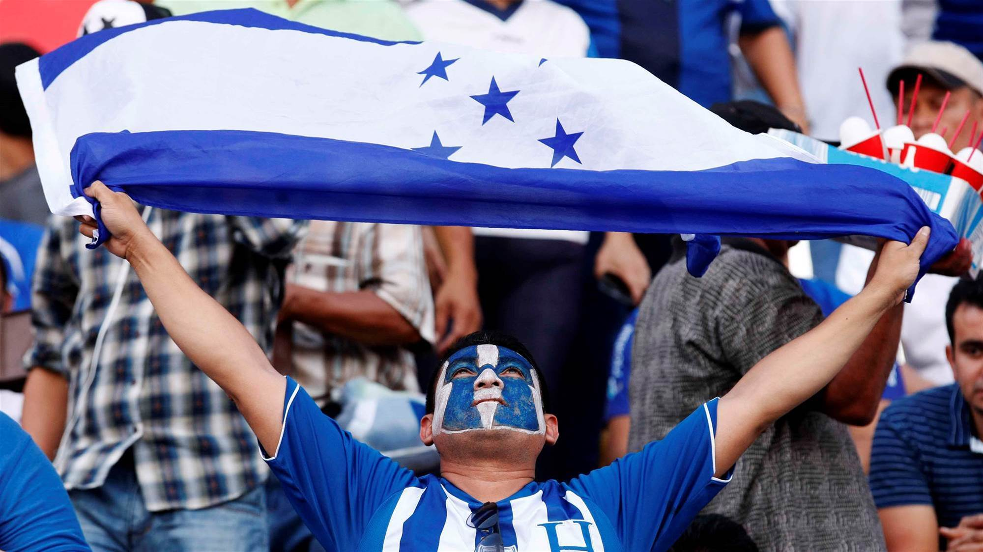 Honduras' Operation Kangaroo is go