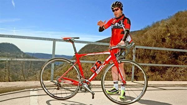 BMC offering you the chance to ride with Cadel Evans