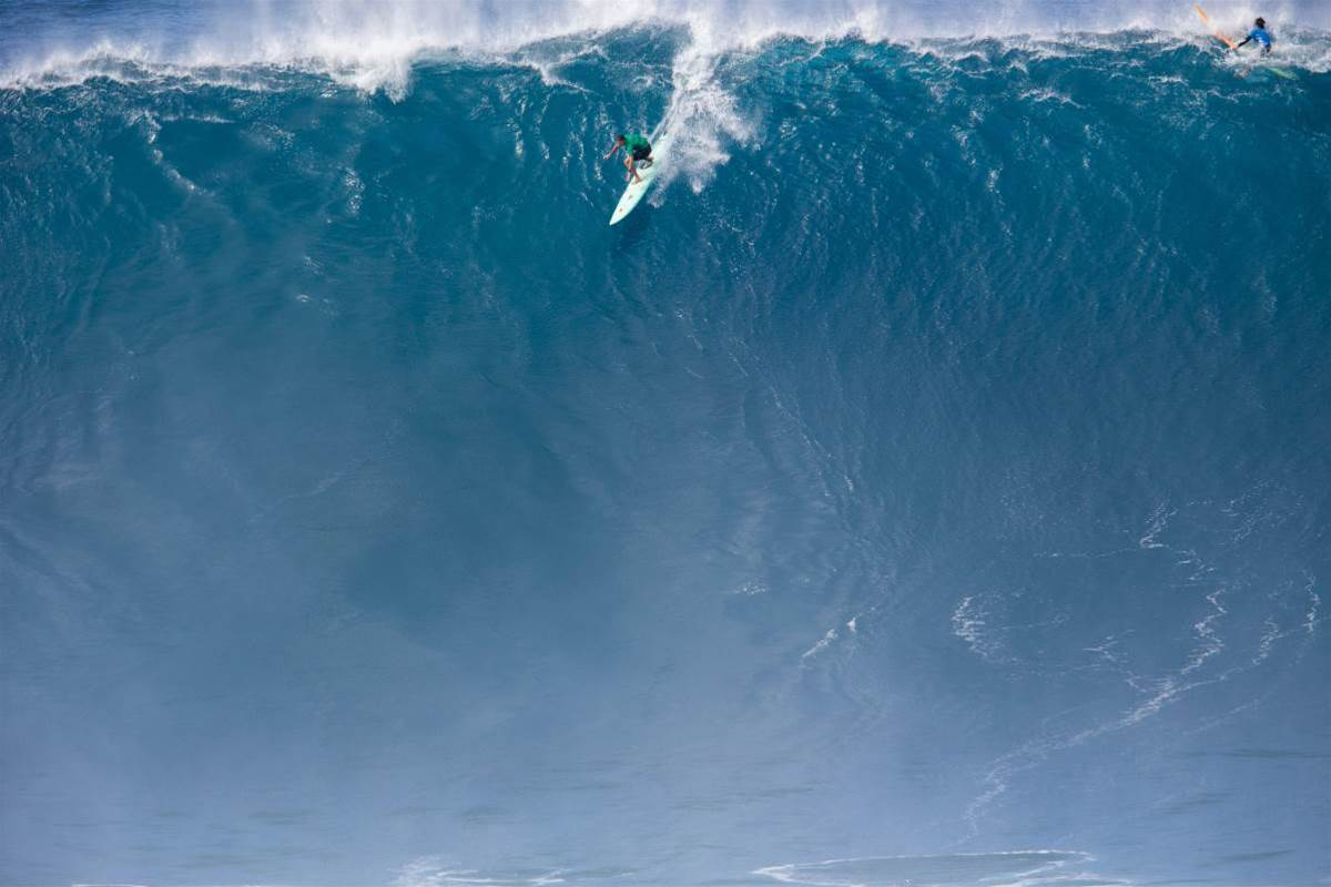 The Pe'ahi Stress Test