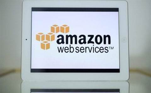 Amazon Web Services is still bigger than the next five providers combined