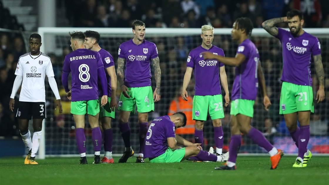 Bristol City irate over Wright dive charge