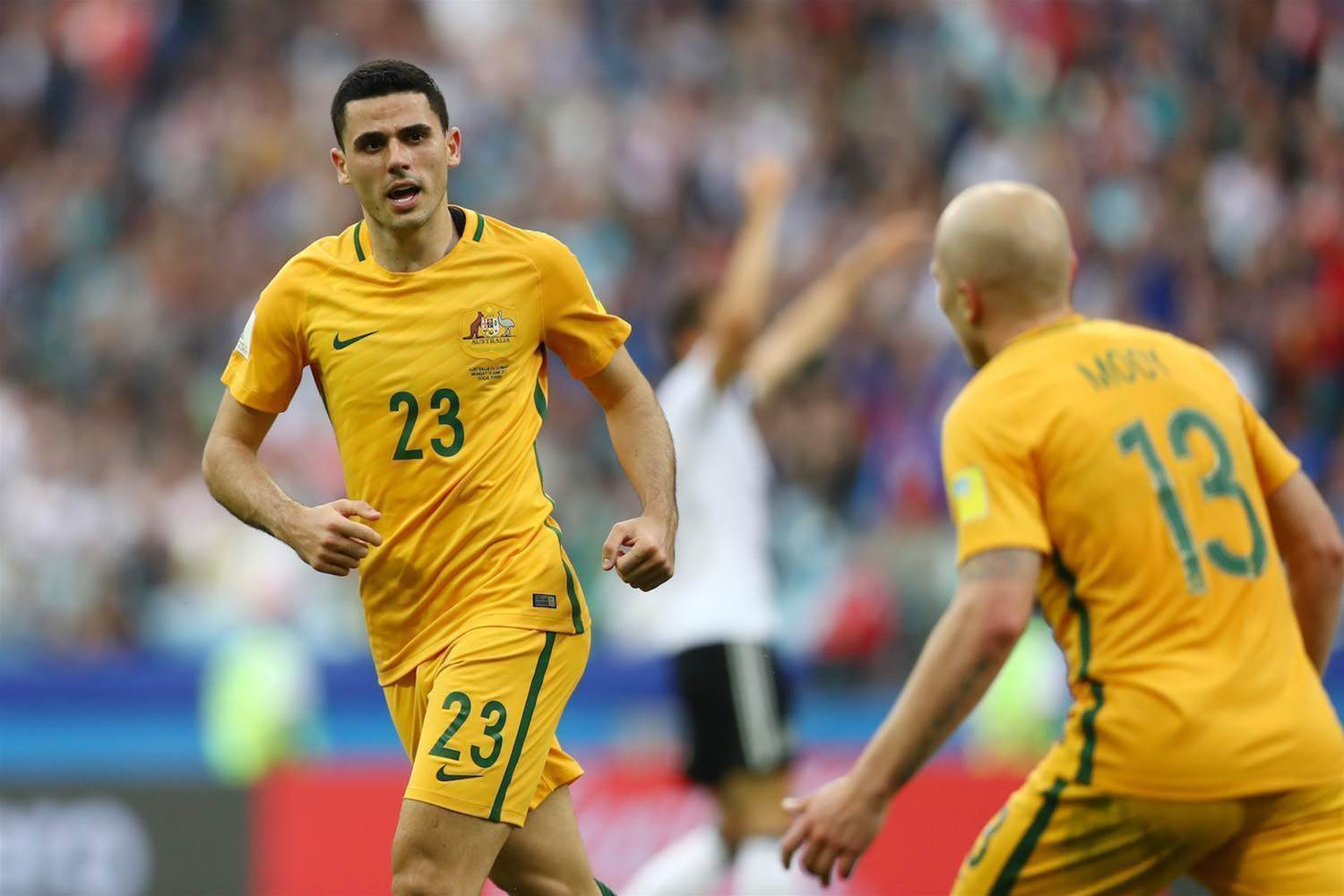 FIFA wipe Socceroos' yellow card woes