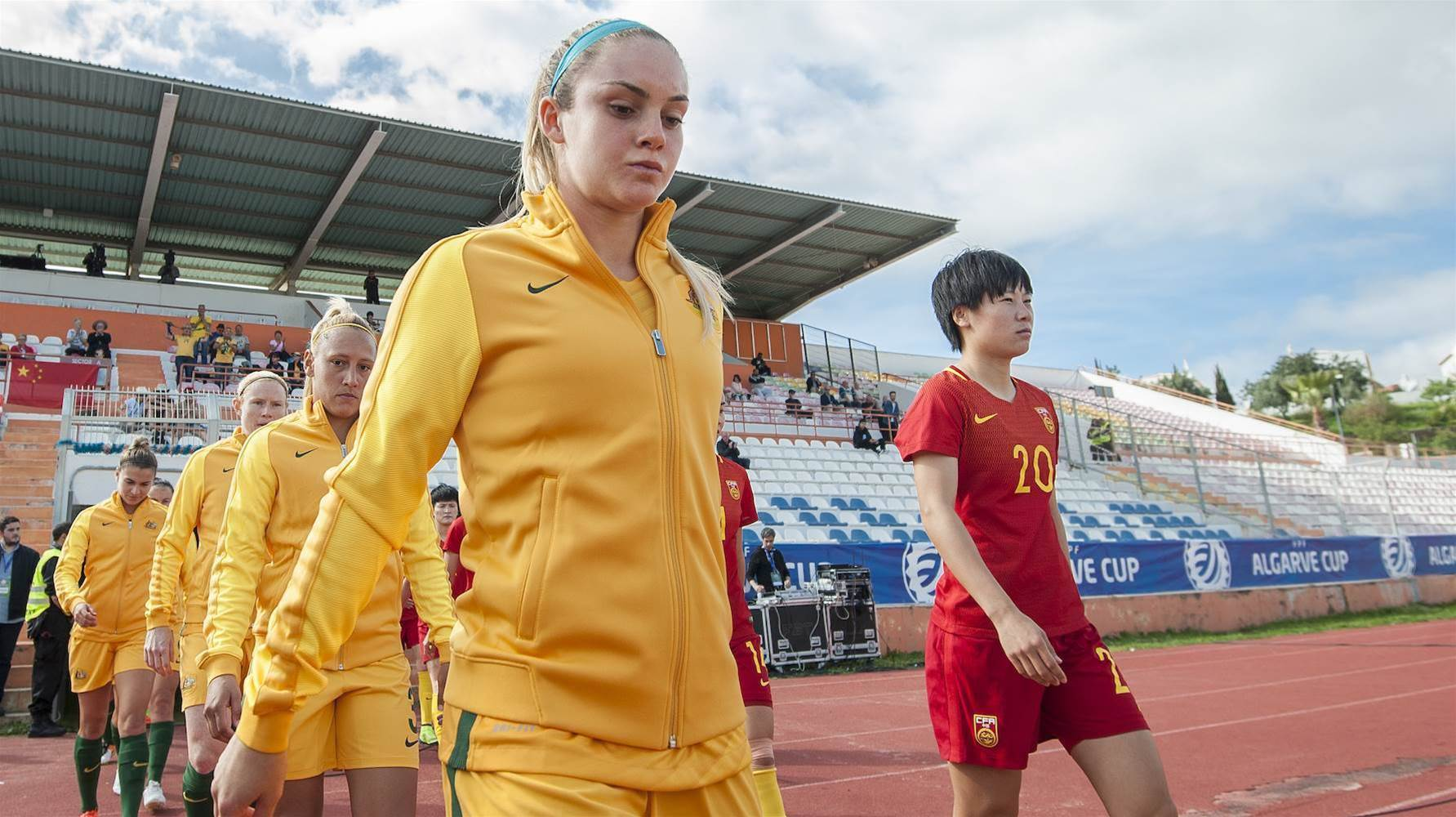 Carpenter wants NWSL move in 2018