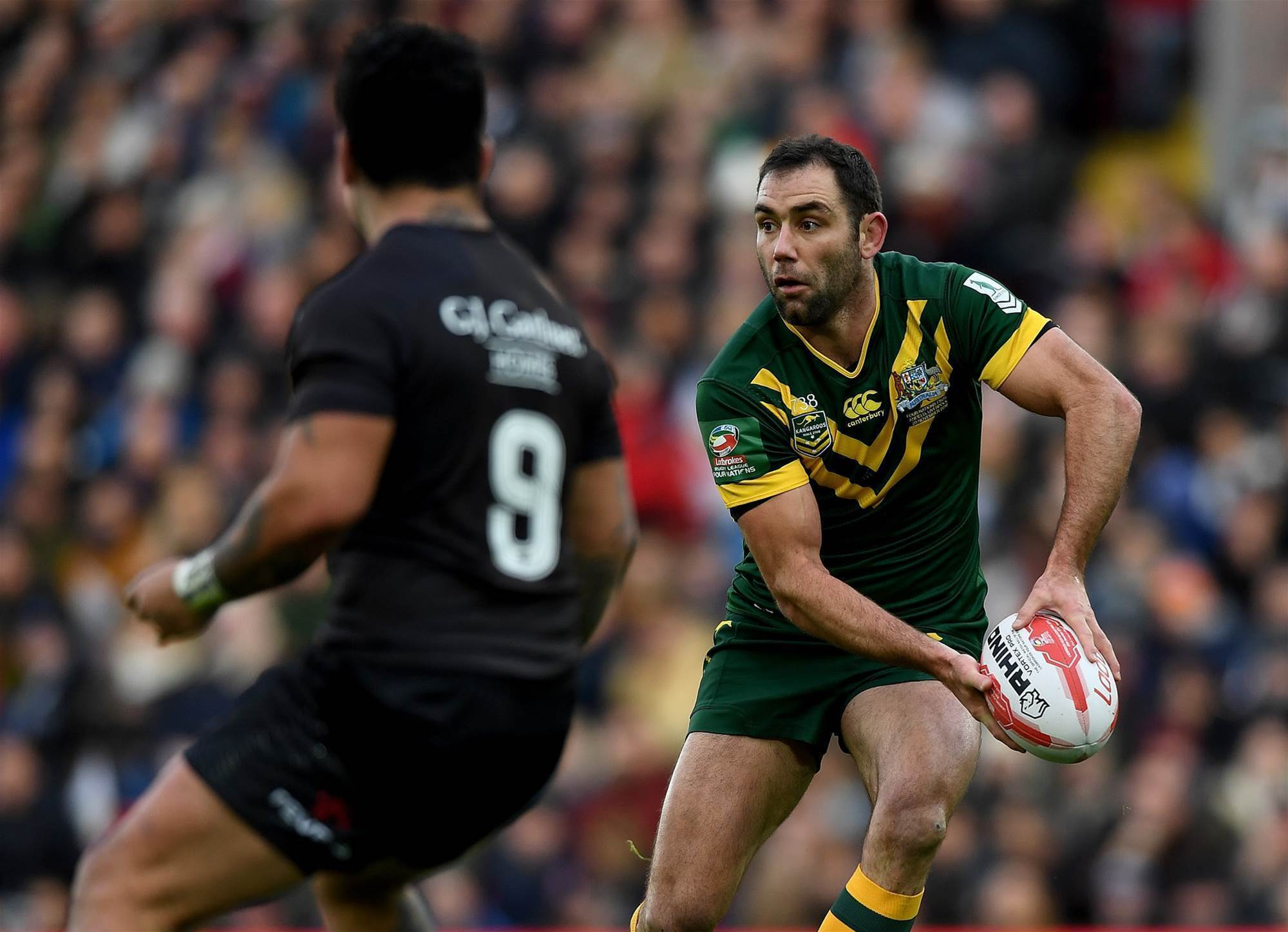 Kangaroos and All Blacks to play in hybrid clash