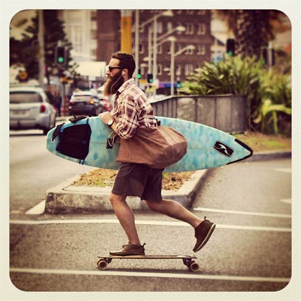 Surfing Tribes: Part 1