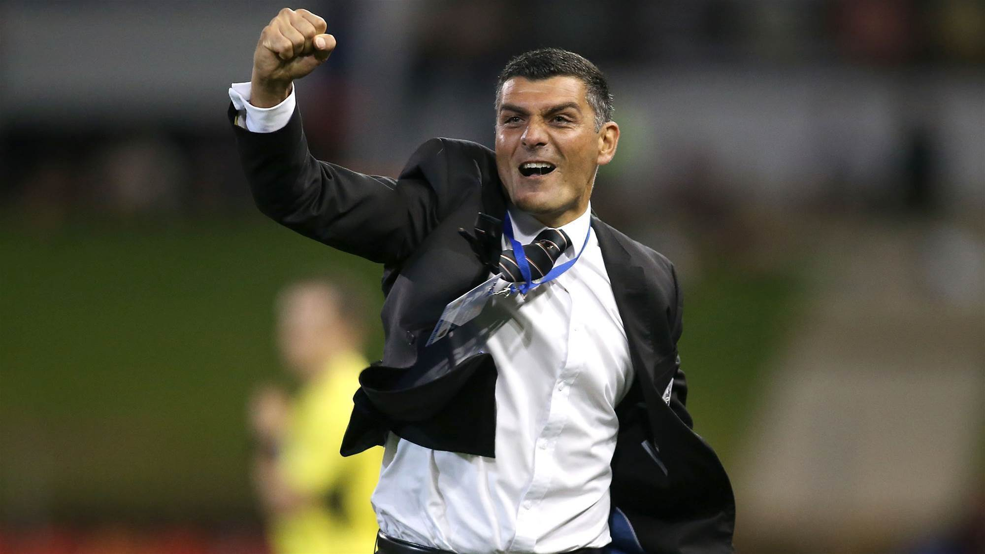 Aloisi: Roos have 'upper hand' over Hondurans