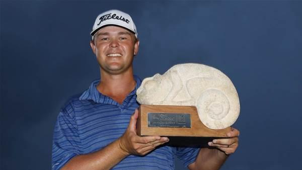 PGA TOUR: Kizzire outlasts Fowler to breakthrough in Mexico