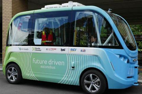 Victoria to trial driverless bus service