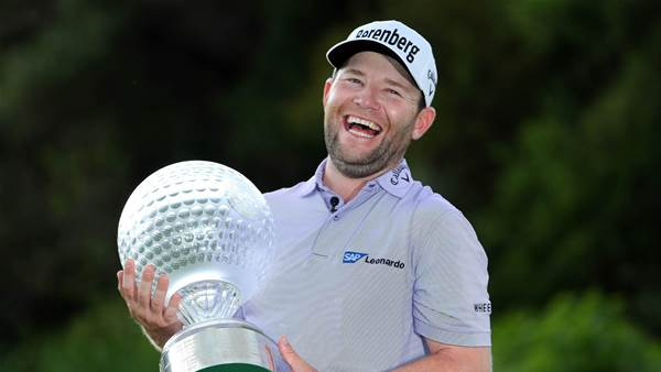 EURO TOUR: Grace shines to win 'Africa's Major' at Sun City