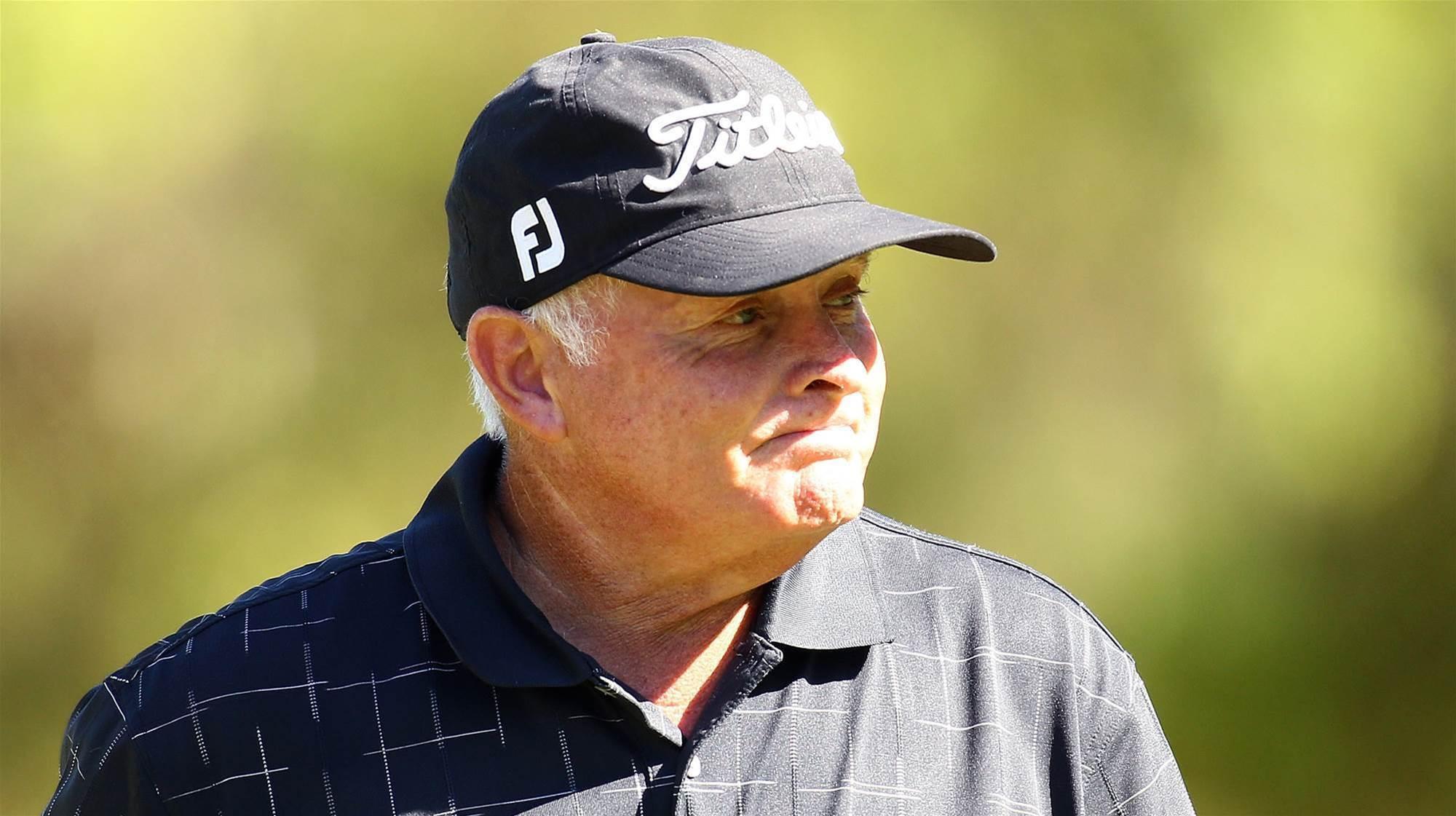 Senior set to play Australian PGA