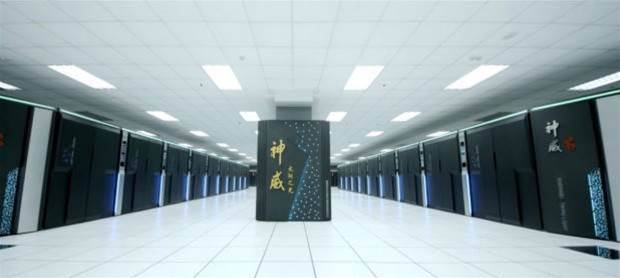 China is now the supercomputer capital of the world