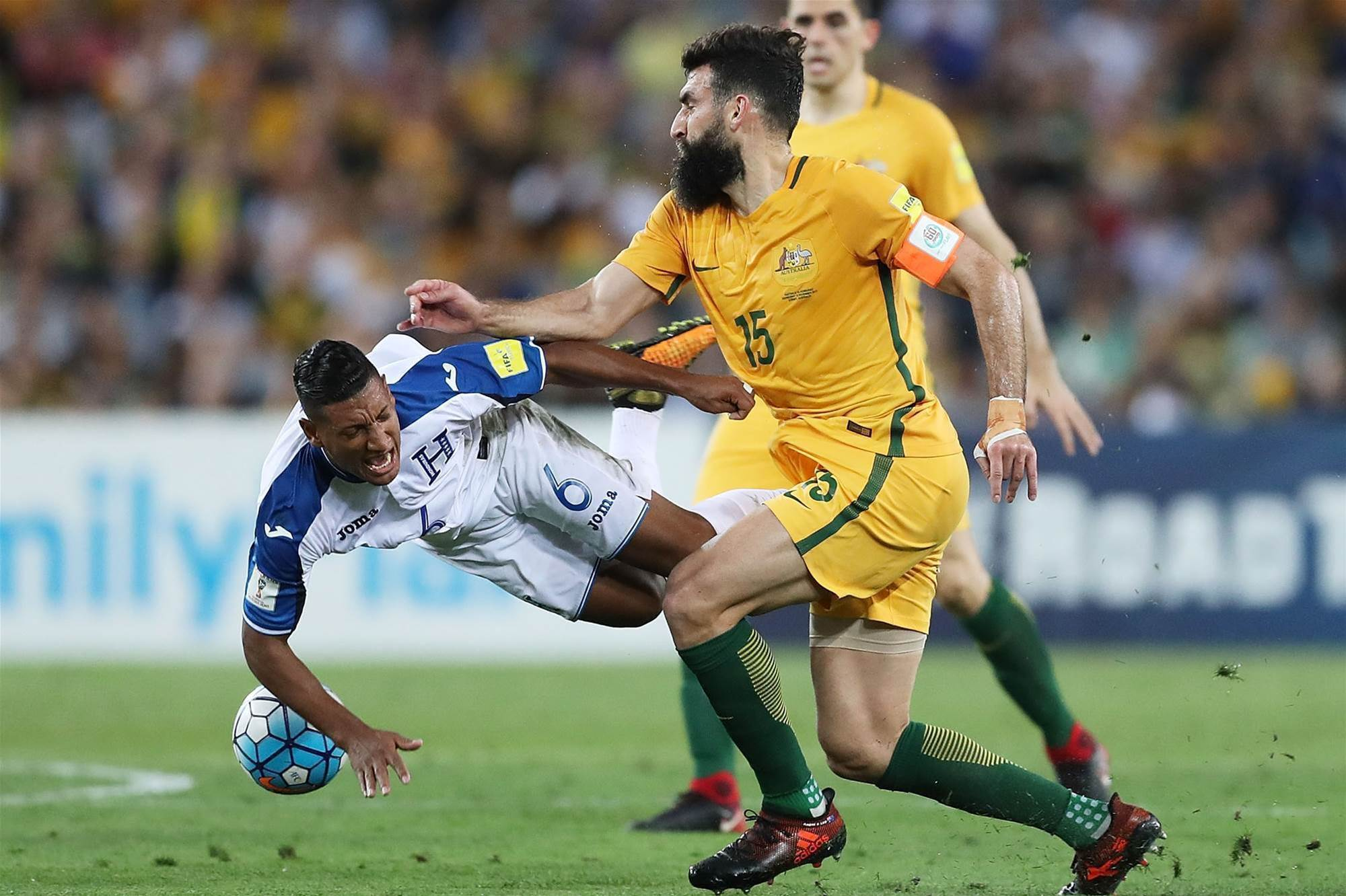 Match Analysis: Australia v Honduras