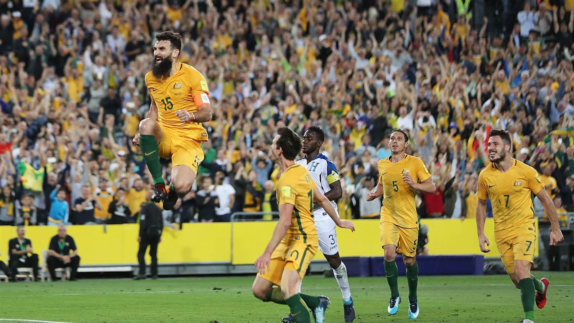 Jedinak: Honduras Hat-trick is my first