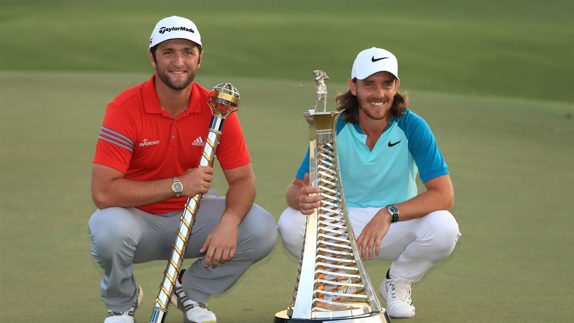 EURO TOUR: Fleetwood claims Race as Rahm surges to win