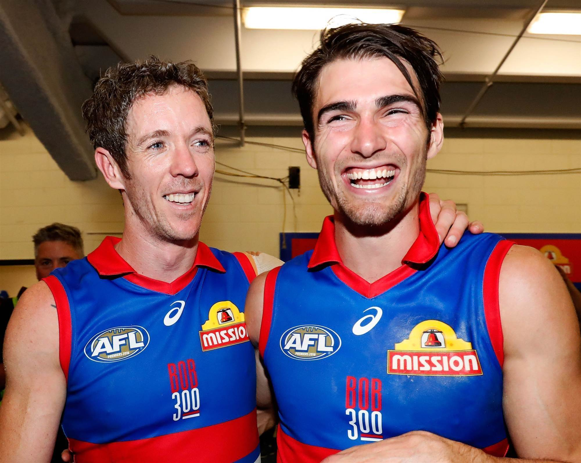 New Bulldogs skipper pays tribute to Murphy