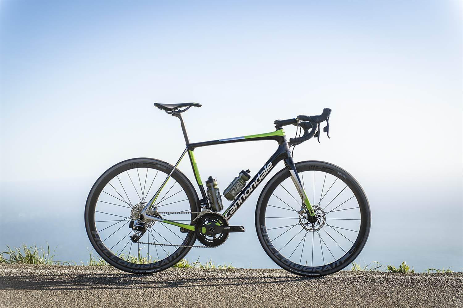 ​Cannondale's Latest Synapse Road Bike Offers More Capability in a High-Performance Package