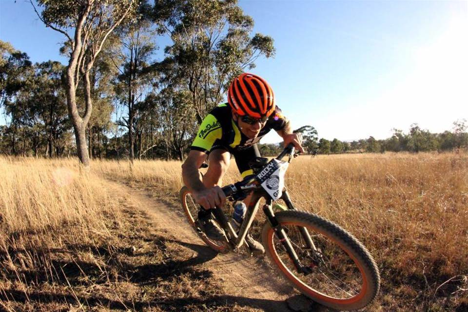 JetBlack Shimano MTB GP at Singleton