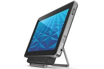 HP Slate goes official - with Windows 7