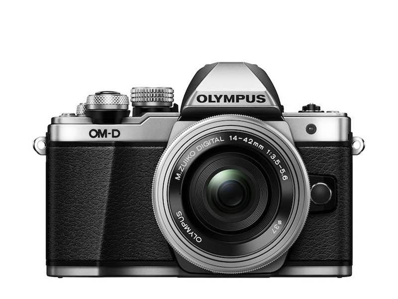 Olympus' E-M10 Mark II is a stylish super-camera