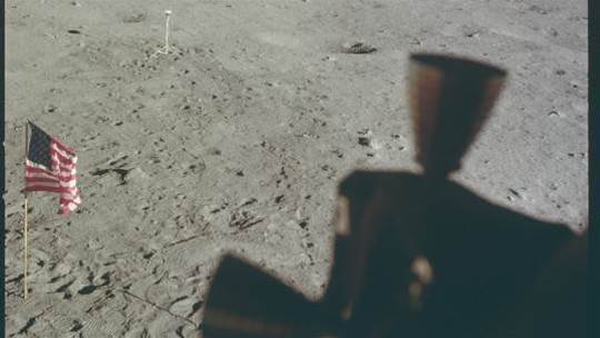 Delve into this treasure trove of NASA photos taken from the Apollo archive