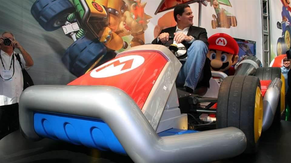Car tech: Nintendo commissions life-size Mario Kart replicas