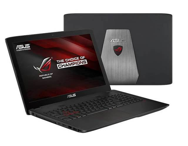 Asus launches new GL552 ROG gaming laptop