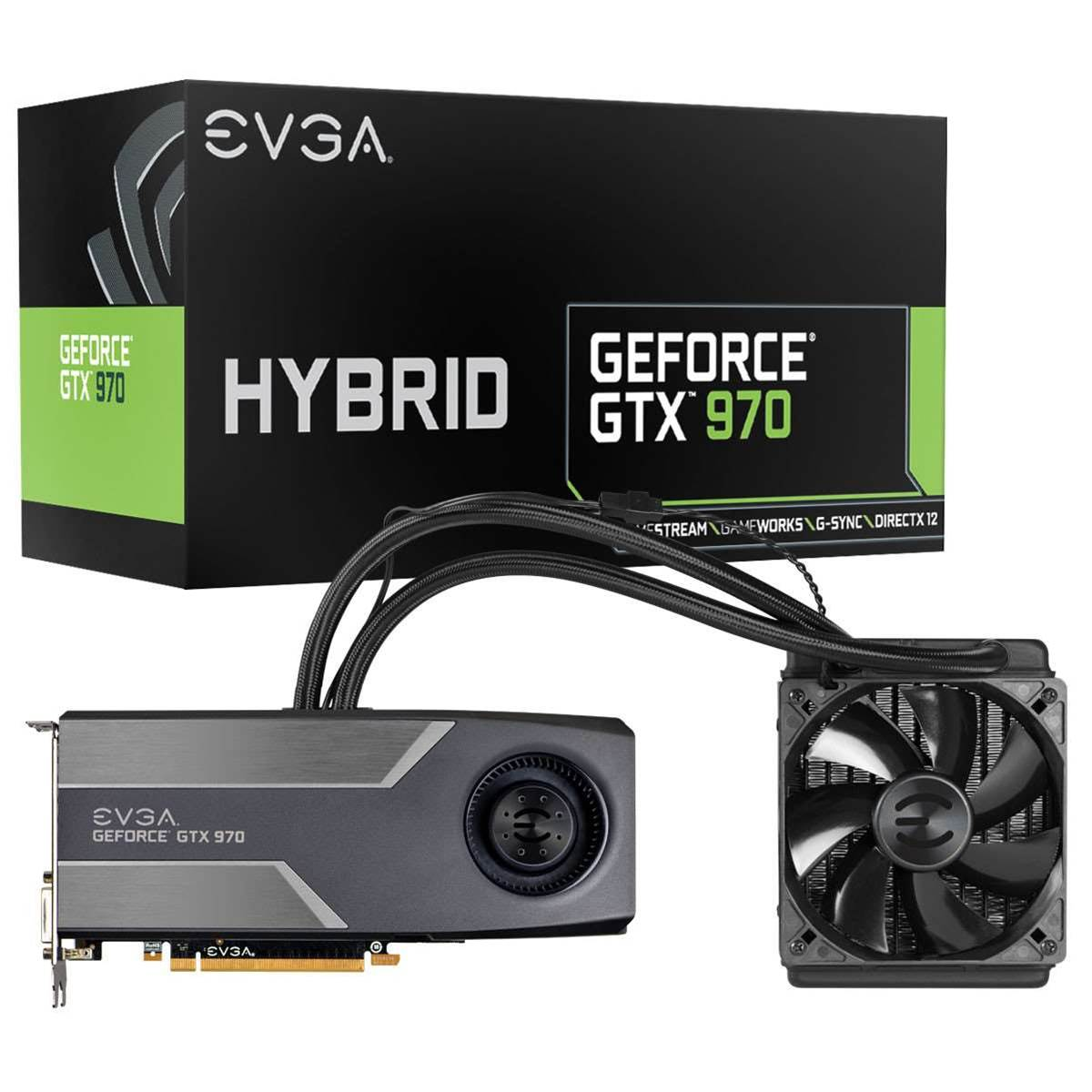 EVGA releases new water-cooled GTX 970