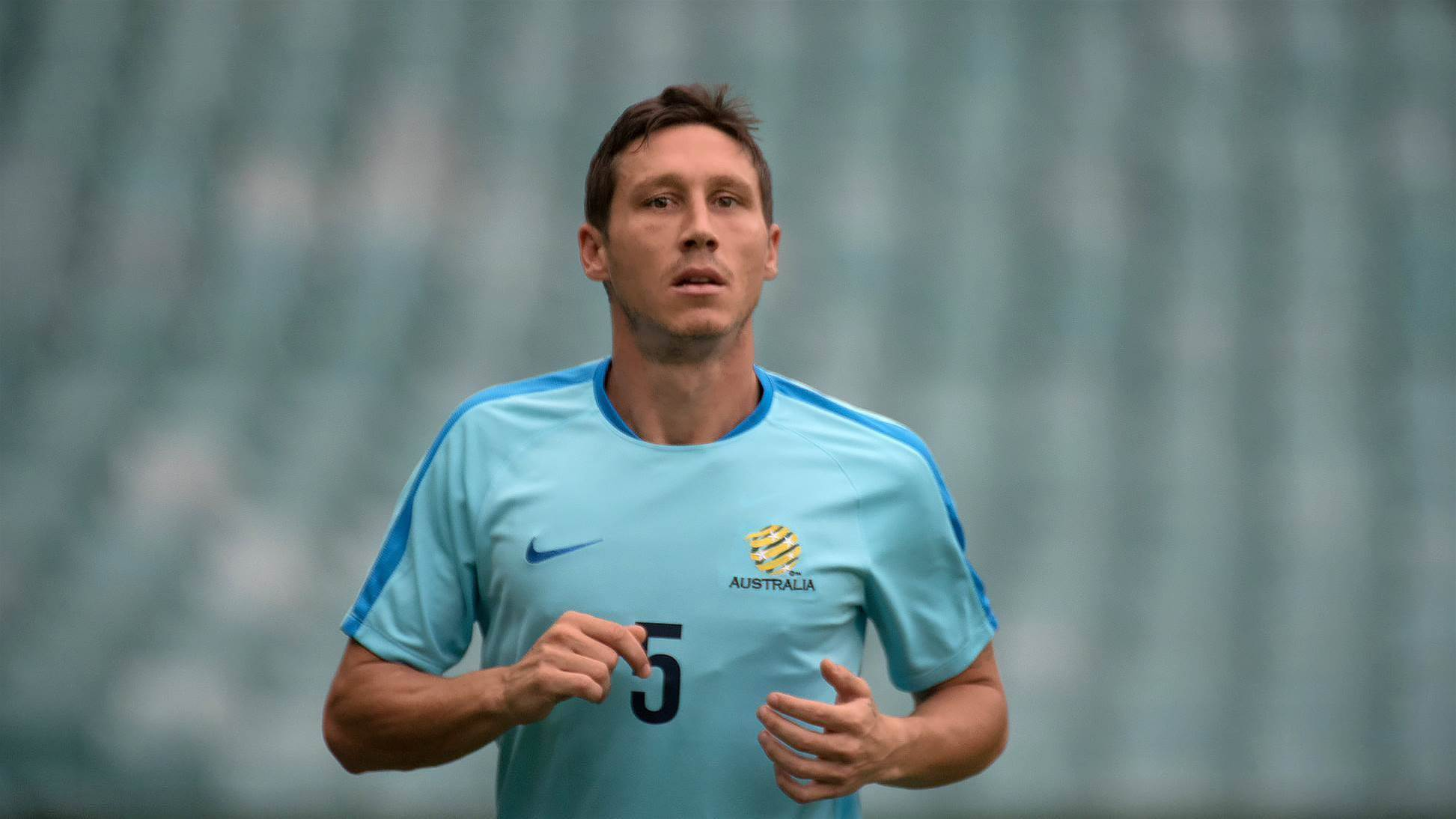 All career goals are now short term for Mark Milligan