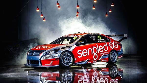 The marque of a Bathurst winner: Nissan