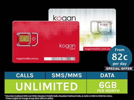 Kogan Mobile smashes the competition with cheap-as-chips prepaid mobile plans