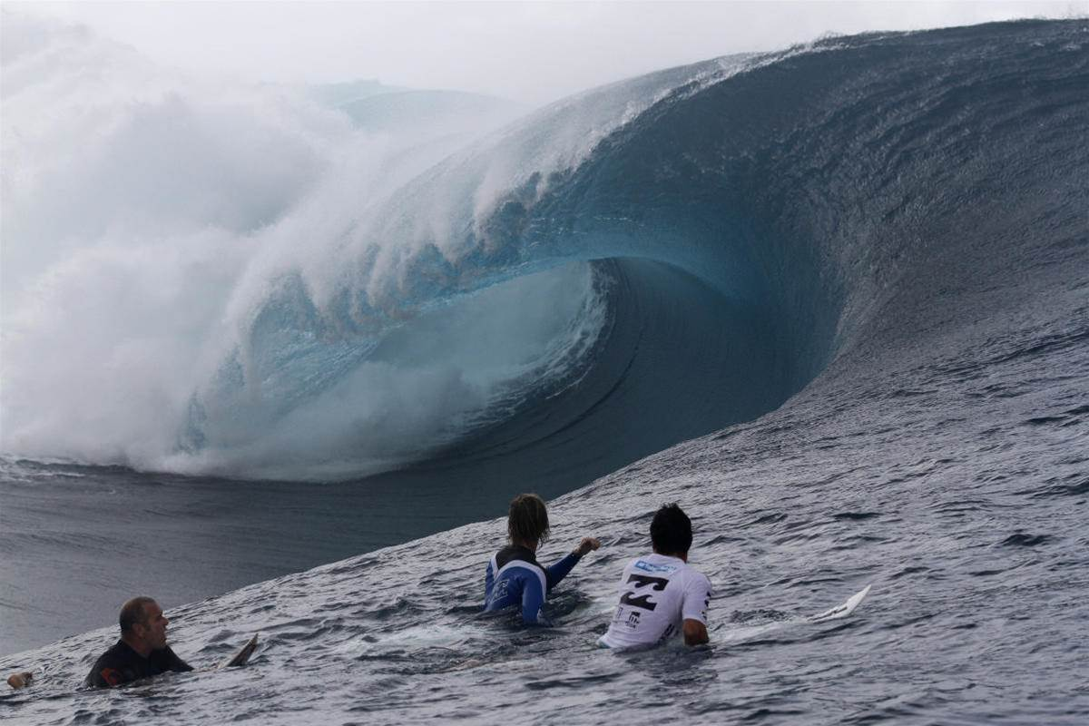 Teahupoo's Surprise Candidates.