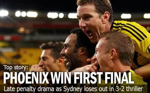 Phoenix Survive Sydney Fightback To Win