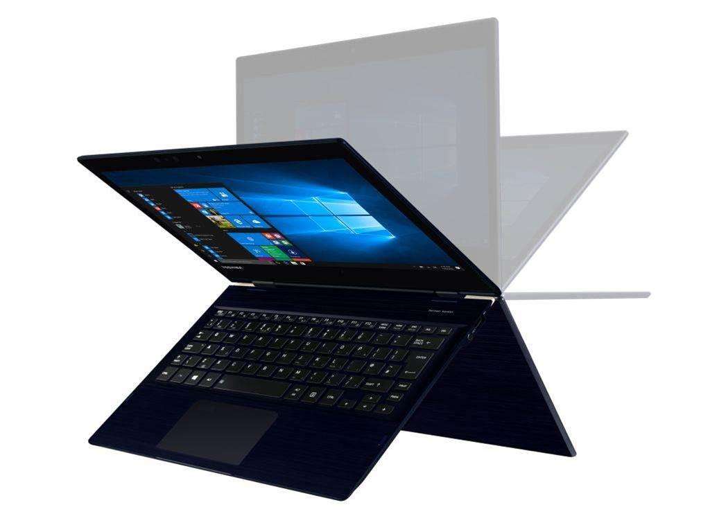 Review: Toshiba Portégé X20 PRT13A-05S002 convertible laptop