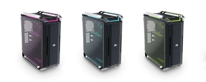 Cooler Master unveils new HAF and Cosmos cases at Computex 2017
