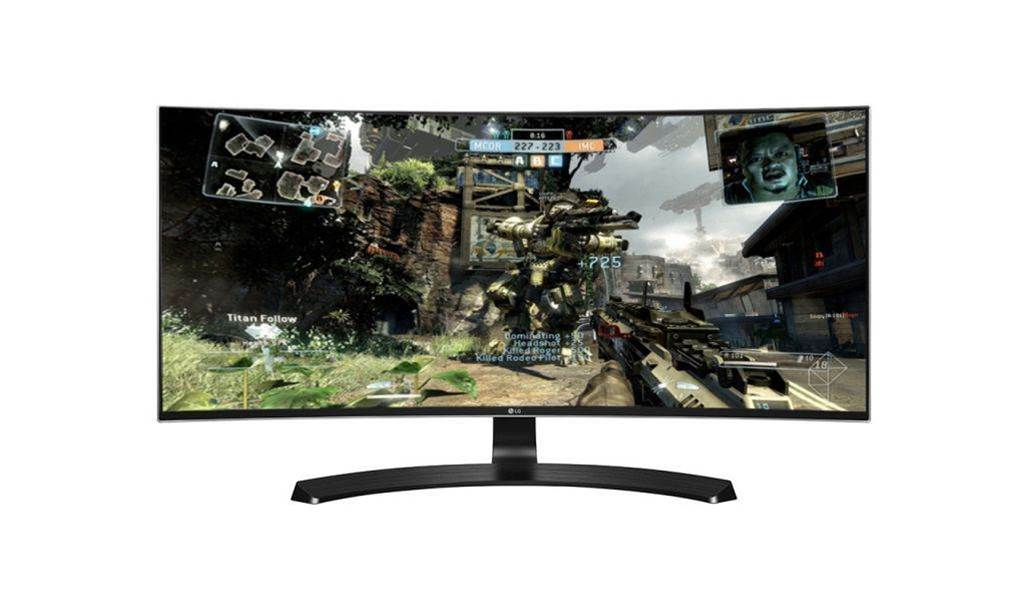 Review: LG 34UC88-B Curved Ultrawide Monitor