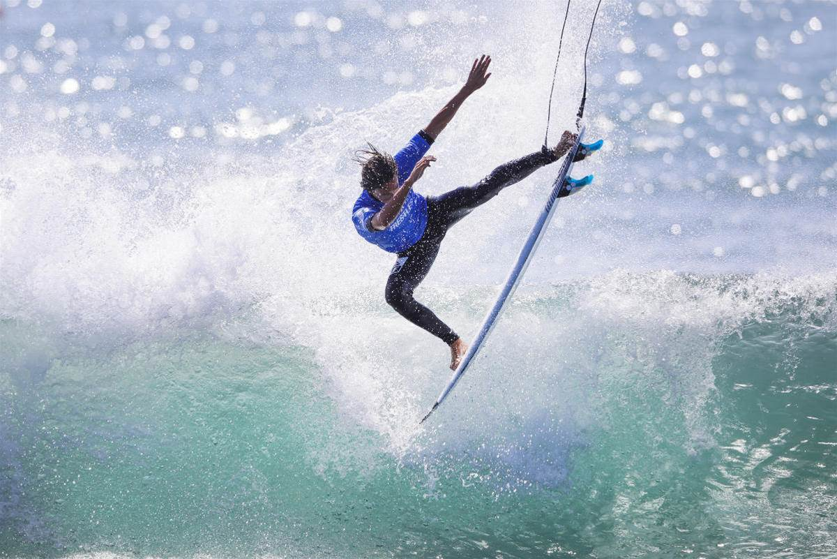 Wilko and Owen Out of Hurley Pro