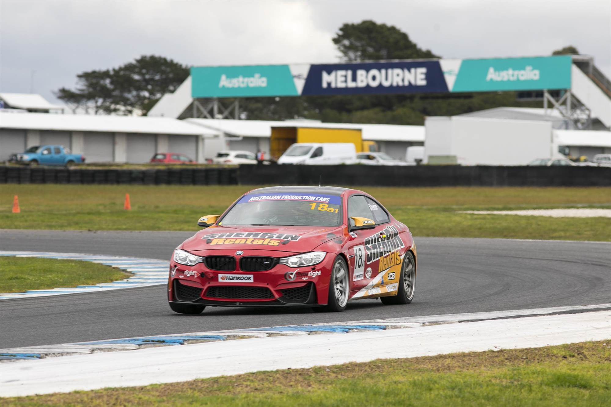 BMW M4 takes maiden win in Phillip Island 4 Hour