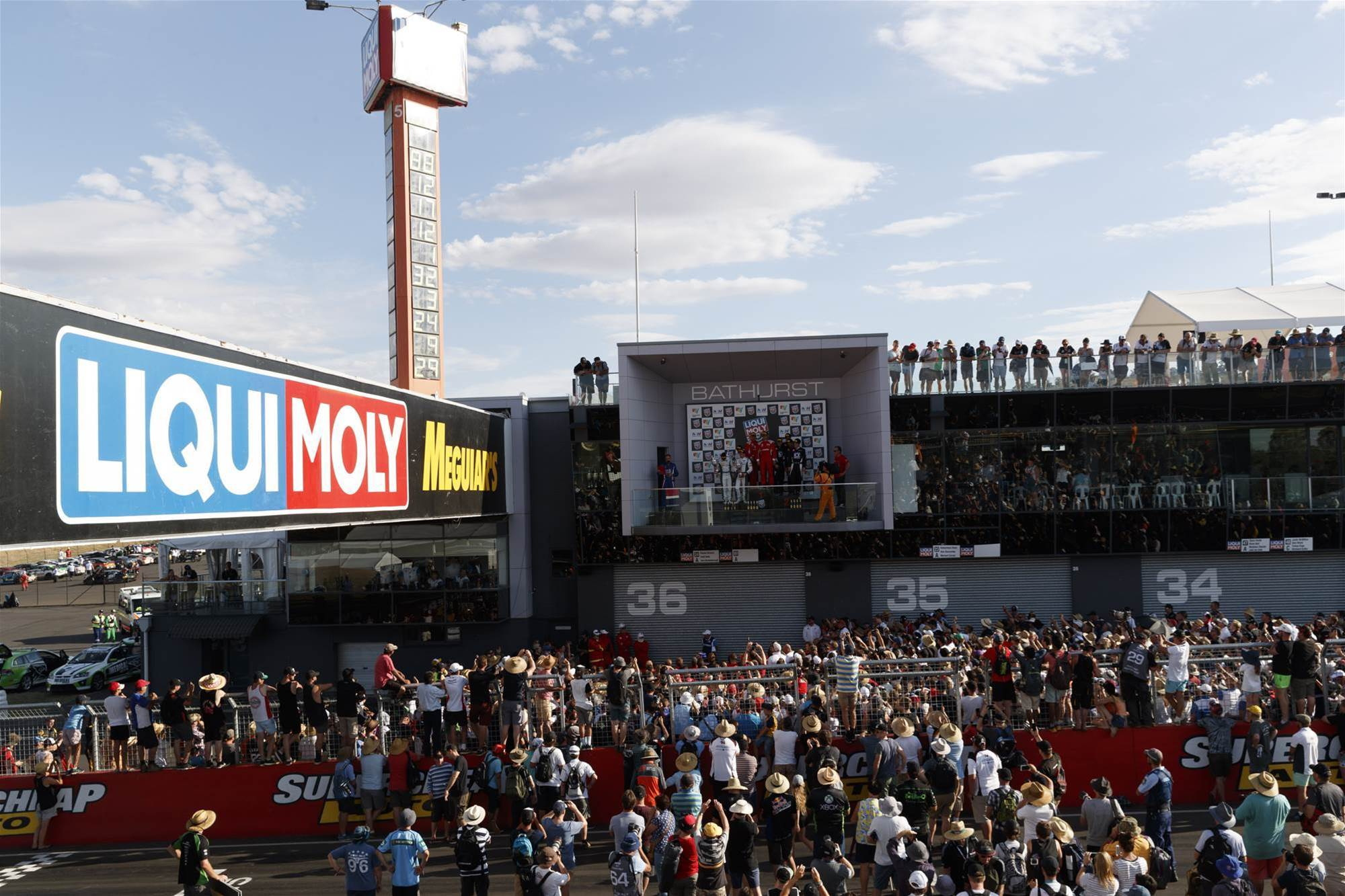 Five more years: Liqui-Moly renews as Bathurst 12 Hour title sponsor