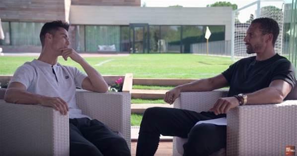 The Conversation: CR7 & Rio