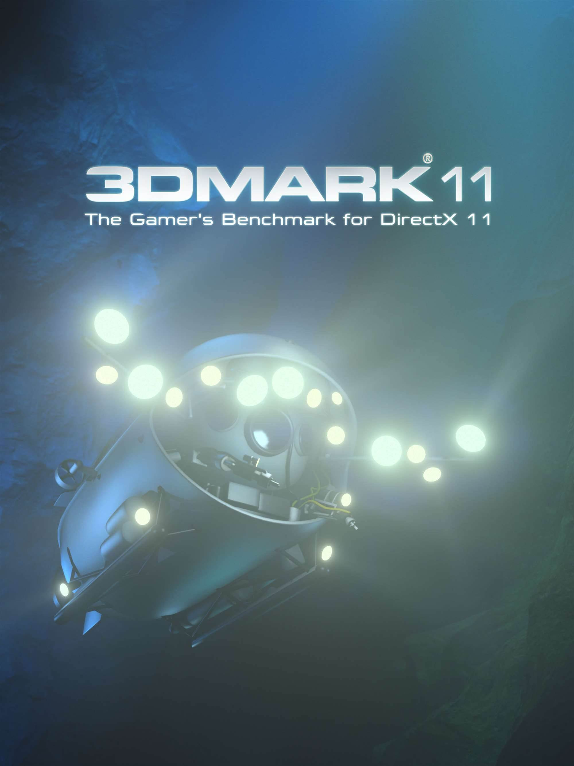 Futuremark's next-gen 3DMark 11 benchmark announced!