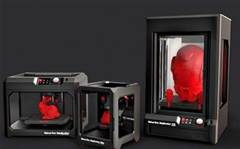 MakerBot extends Replicator line with mini 3D printer