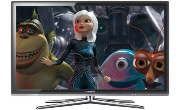 Samsung launches 3D video on demand for Internet TV range