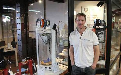 Retailer tries luck with Aussie 3D printing franchise