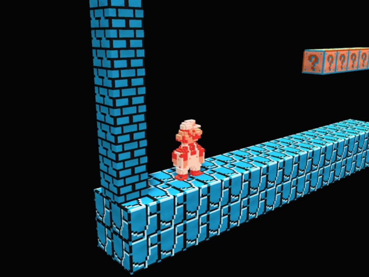 Amazing emulator magically converts NES games into 3D