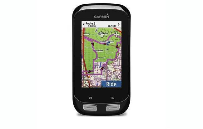 TESTED: Garmin Edge 1000 GPS