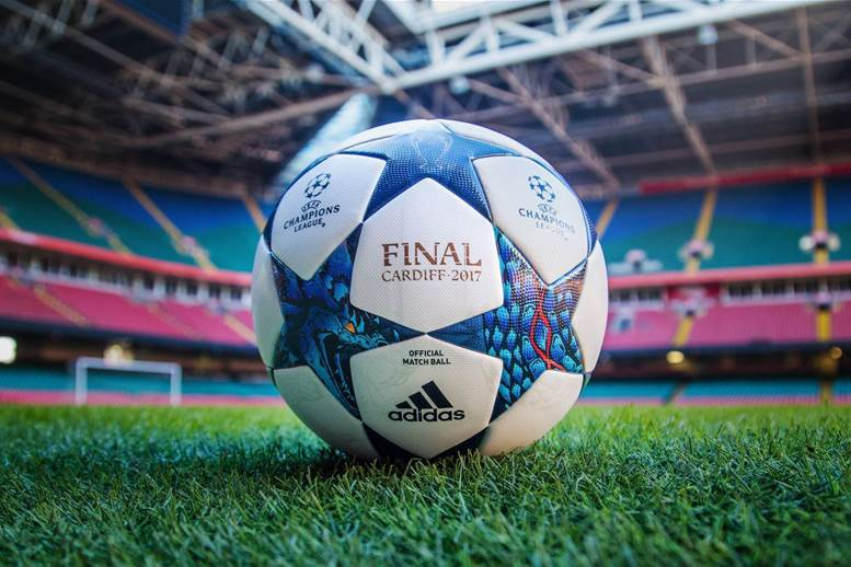 adidas unveils Champions League final ball