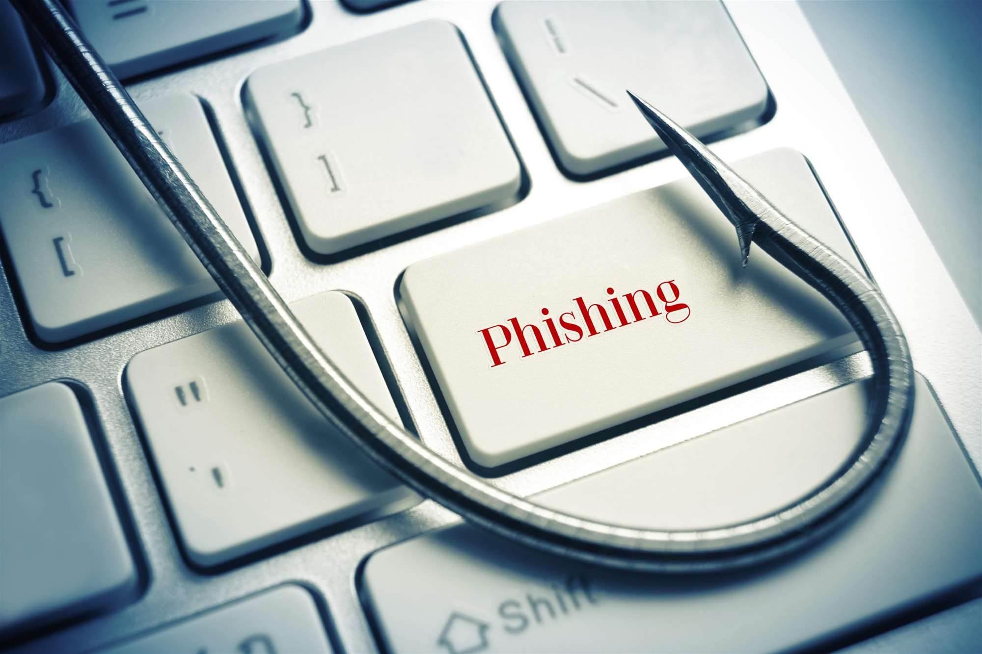 Fraudsters target JP Morgan in phishing campaign