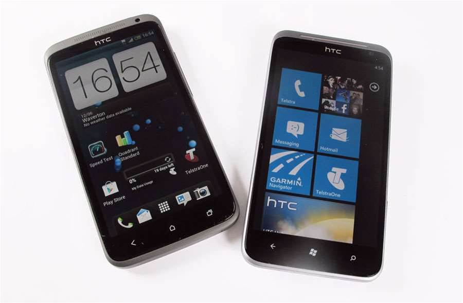 Two 4G phones reviewed: HTC One XL and HTC Titan 4G